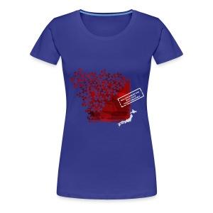 Fukushima - Frauen Premium T-Shirt