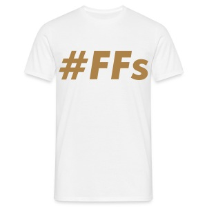 #FFs #FollowFriday  - Men's T-Shirt