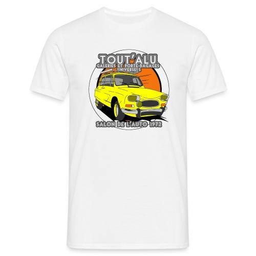 AMI 8 TOUT'ALU - T-shirt Homme