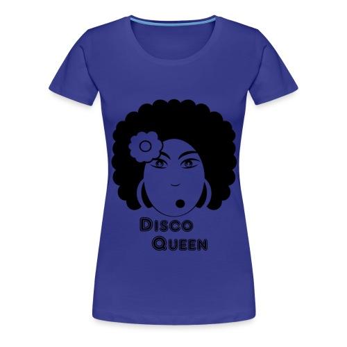 T shirt femme disco queen - T-shirt Premium Femme