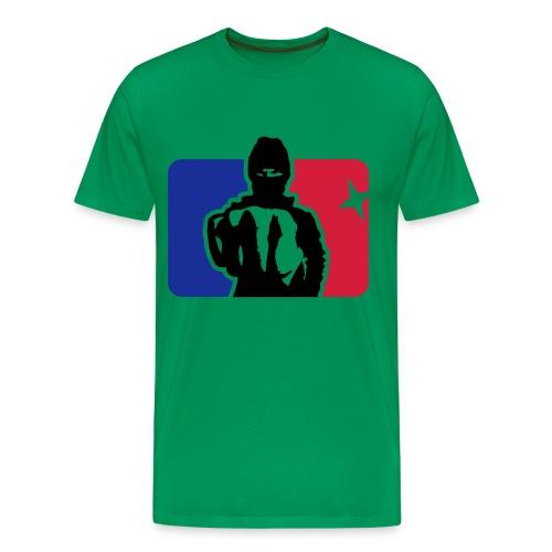 Street Fighter - Männer Premium T-Shirt