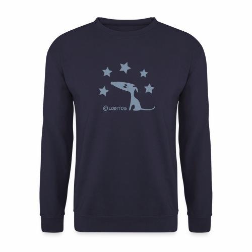 Lobito mit Sternen - Männer Pullover