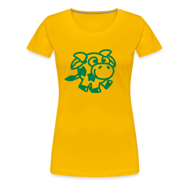 smiley_cow_1c T-Shirts