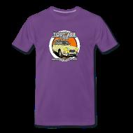 Tee shirts ~ T-shirt Premium Homme ~ TOUT'ALU AMI8 BEIGE