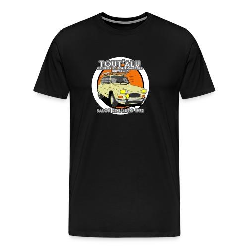 TOUT'ALU AMI8 BEIGE - T-shirt Premium Homme