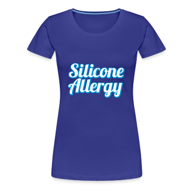 Silicone Allergy | Boobs | Breast | Condom | Latex T-Shirts