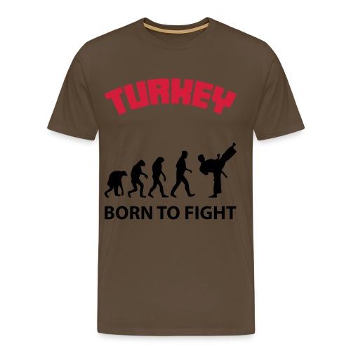 TRBorn - Männer Premium T-Shirt