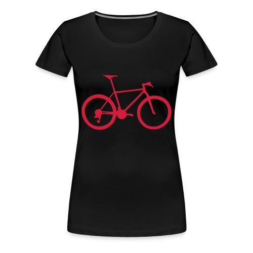 Testshirt - Frauen Premium T-Shirt