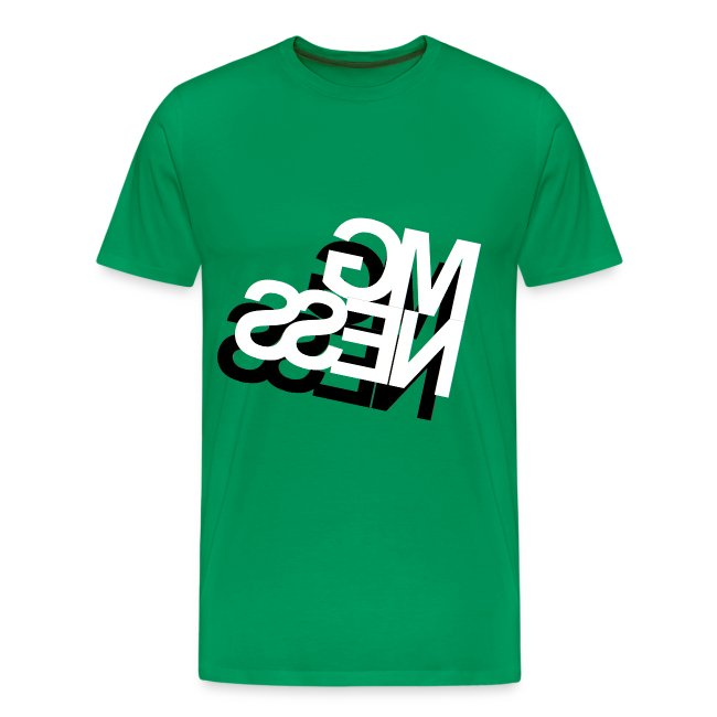 MGness DoubleLogo Kelly classic
