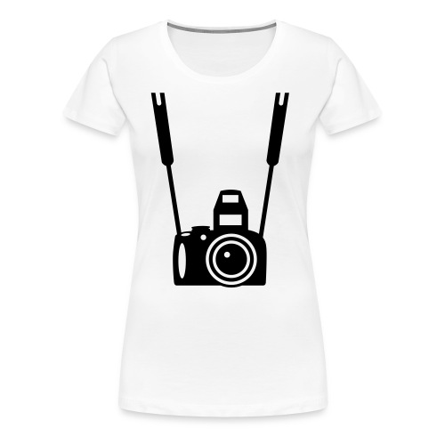 Photo !!! - T-shirt Premium Femme
