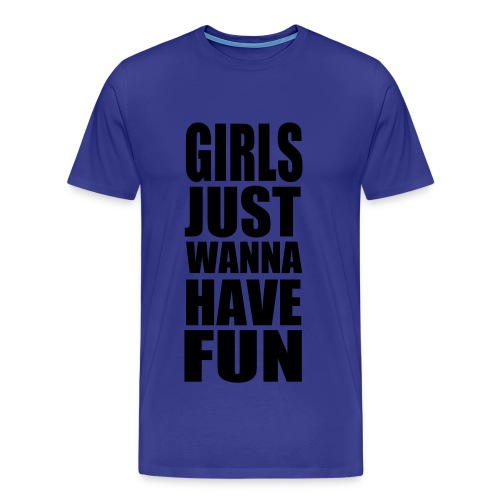Girls Just... Kranft - T-shirt Premium Homme