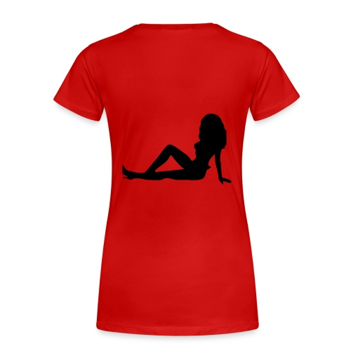 IM FAMOUS DONT TOUCH ME! - Vrouwen Premium T-shirt