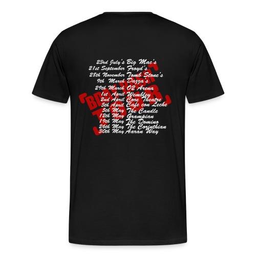 REGAL TOUR TEE! - Men's Premium T-Shirt