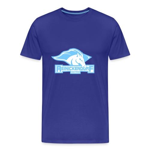 Reinickendorf Mustangs - Männer Premium T-Shirt