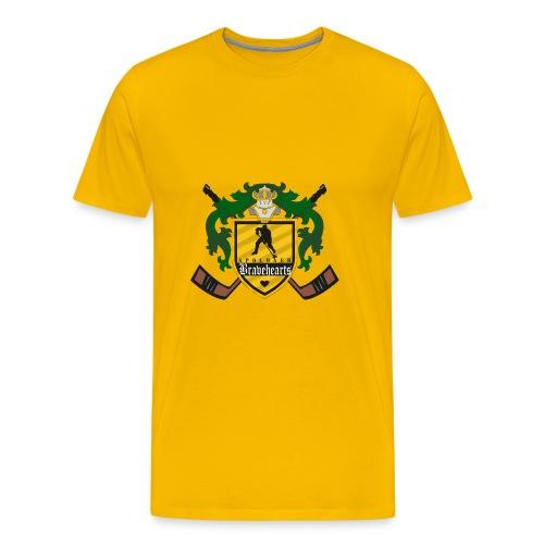 Apoldaer Bravehearts - Männer Premium T-Shirt