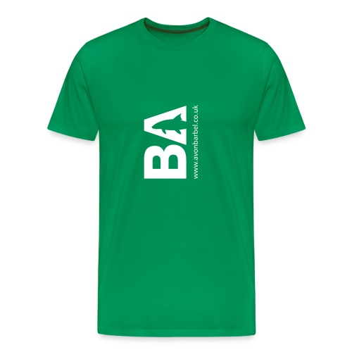 barbel_tag2 - Men's Premium T-Shirt