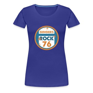 Gingers Rock - Women's Premium T-Shirt