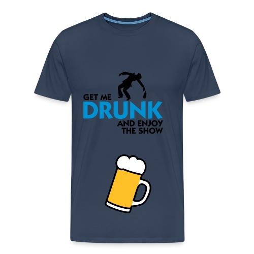 Humorous mens T-Shirt - Men's Premium T-Shirt
