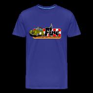 Tee shirts ~ T-shirt Premium Homme ~ Deuche Fire