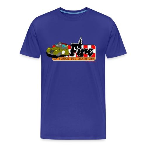 Deuche Fire - T-shirt Premium Homme