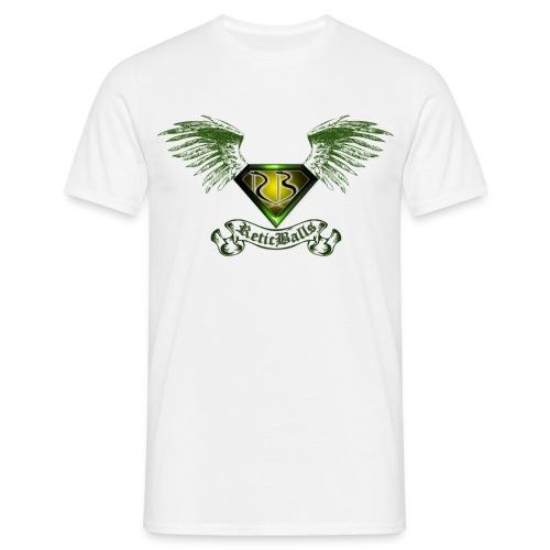 ReticBalls Wings  - Männer T-Shirt
