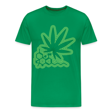 THC Cannabis T-Shirts