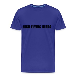 Noel Gallagher's High Flying Birds solo album and band - Men's Premium T-Shirt