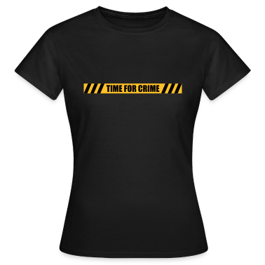 Time for Crime | Policeline | Police Line T-Shirts