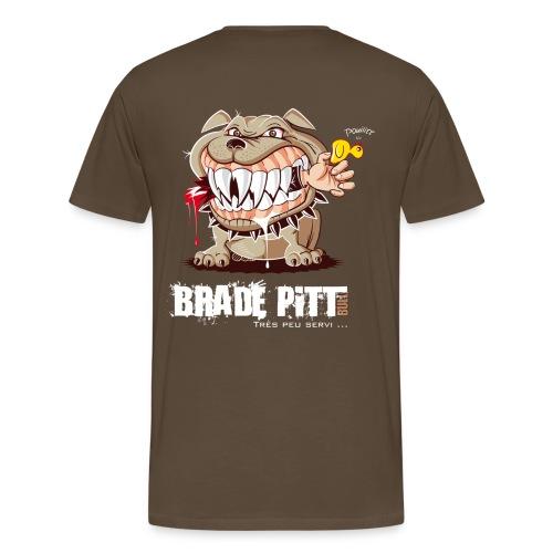 Brade - T-shirt Premium Homme