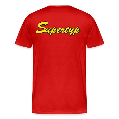 Supertyp - Männer Premium T-Shirt