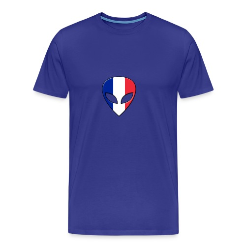 France Extraterrestre - T-shirt Premium Homme