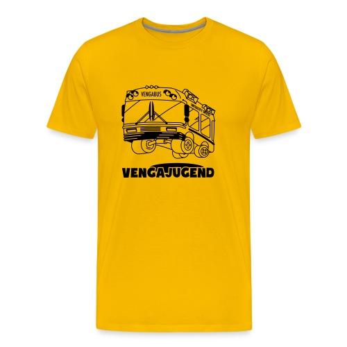 Vengabus - Männer Premium T-Shirt