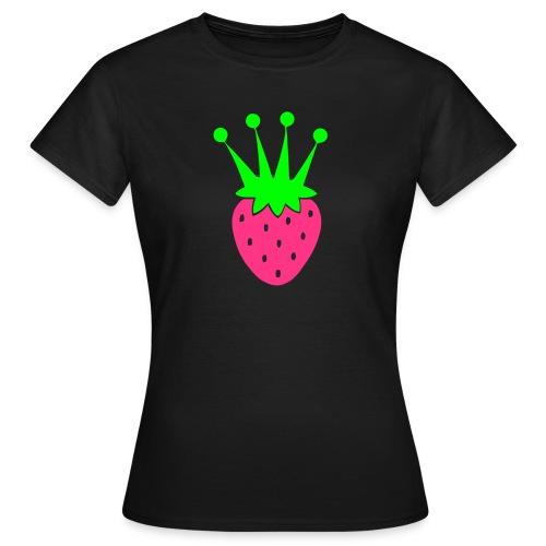 Strawberry - Girly - Women's T-Shirt