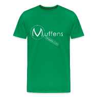 T-Shirts ~ Men's Premium T-Shirt ~ Muffens Media T-Shirt: Green