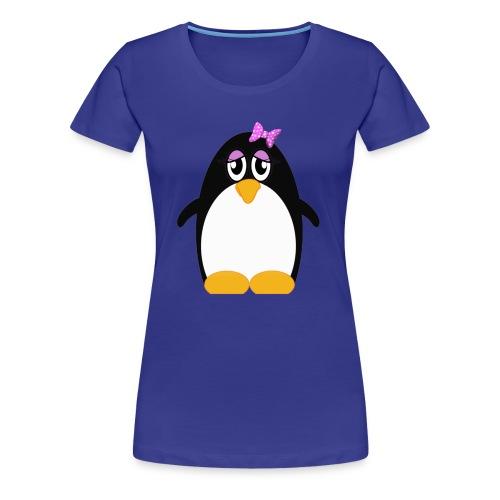 Pingu - Girly - Women's Premium T-Shirt