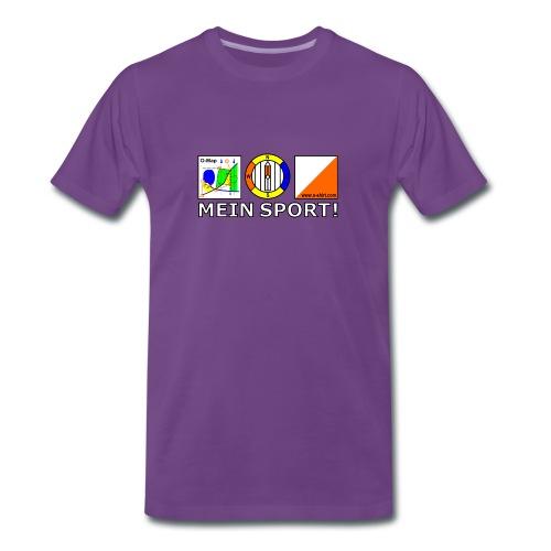 OL - Mein Sport! - Männer Premium T-Shirt