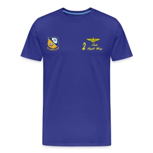 Blue Angels Pilot T-shirt 2 - Men's Premium T-Shirt