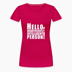 hello_person T-Shirts