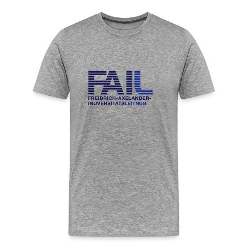 FAI-Leitnug - Männer Premium T-Shirt