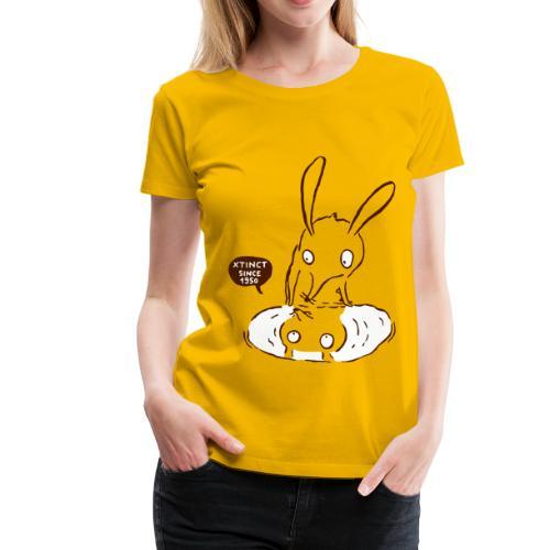 Andrea Rausch Nasenbeutler - Frauen Premium T-Shirt