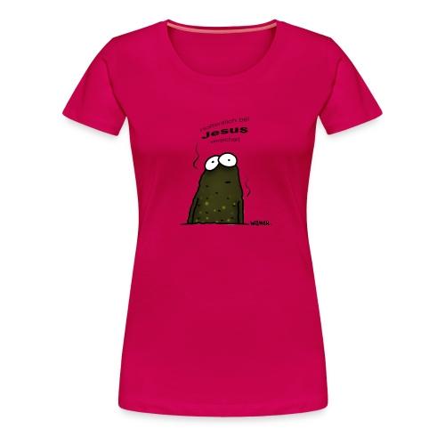 Versicherung - Frauen Premium T-Shirt