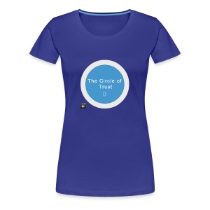 The Circle of Trust. Plus. Ladies - Vrouwen Premium T-shirt