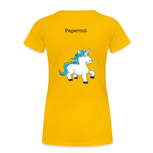 Unicorn - Girly - Women's Premium T-Shirt
