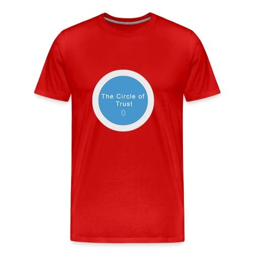 Circle of Trust - G+ - Mannen Premium T-shirt
