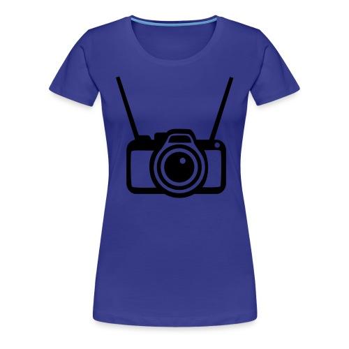 Foto Shirt  - Frauen Premium T-Shirt