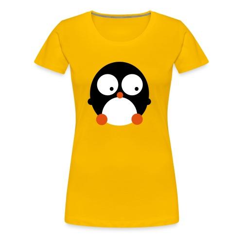 PinguBaby - Girly - Women's Premium T-Shirt