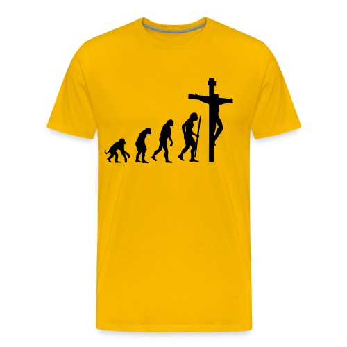 Faith - T-shirt Premium Homme