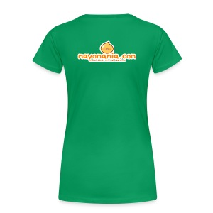 Mayopy face - Women's Premium T-Shirt