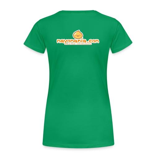 Mayopy face - Women's Premium T-Shirt