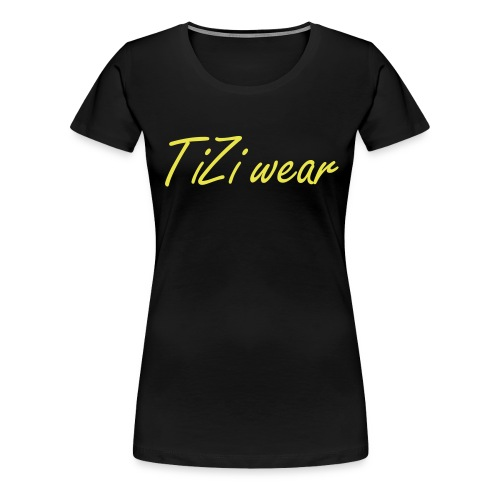 Women's TiZi Girlie Top - Women's Premium T-Shirt